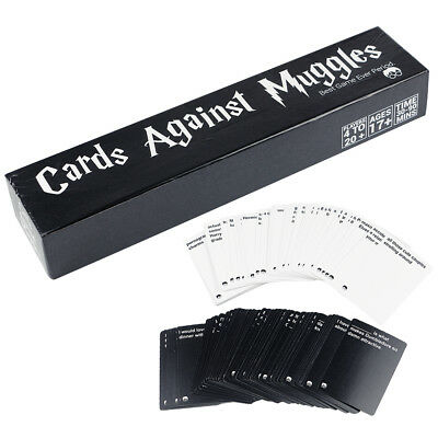 Huge Sealed Cards Against Muggles 1440 Cards Harry Potter Limited Edition New