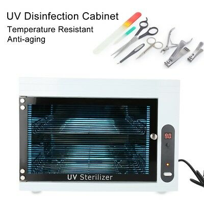 Nail Art Tools Air Sterilizer Disinfection Cabinet for Beauty Manicure Tool