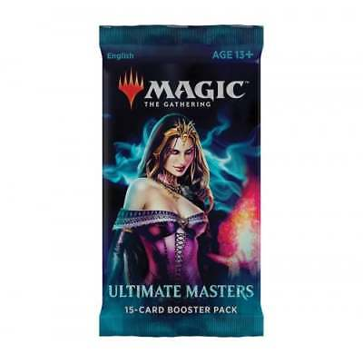 MTG ULTIMATE MASTERS * Ultimate Masters Booster Pack