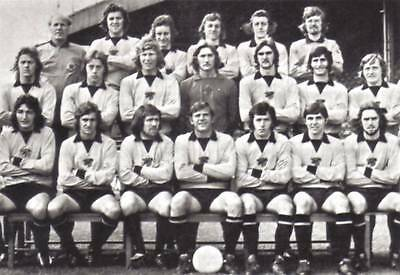 Hull City Football Team Photo>1975-76 Season