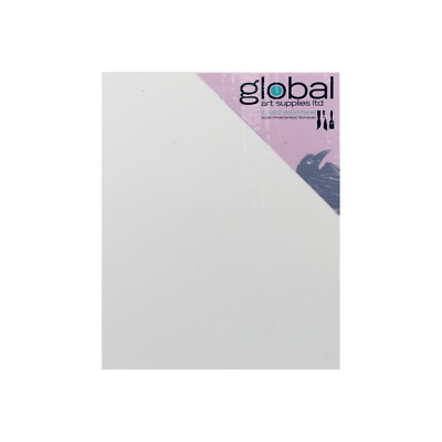 Global Art Supplies Rosa Label artista panel
