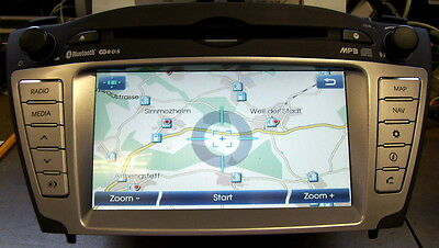 Reparatur Hyundai Kia Navigation defektes DISPLAY LAN8900EHLM