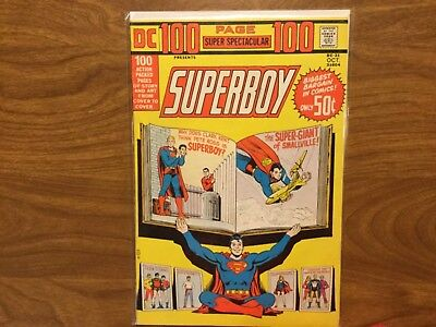 DC National 1973 Superboy  DC-21 100 Page Spectacular Nick Cardy Kurt Swan