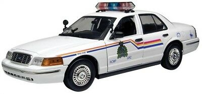 2001 Ford Crown Royal Canadian Mounted Police 1:18  Motormax