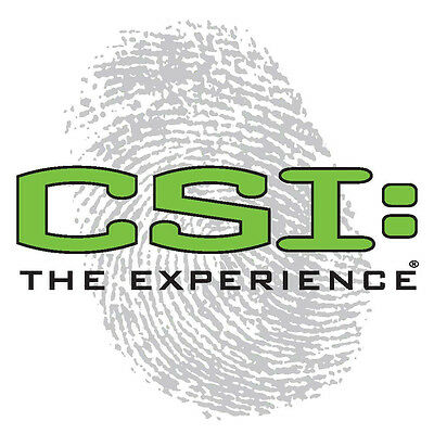 Two Passes For Csi: The Experience At The Mgm In Las Vegas