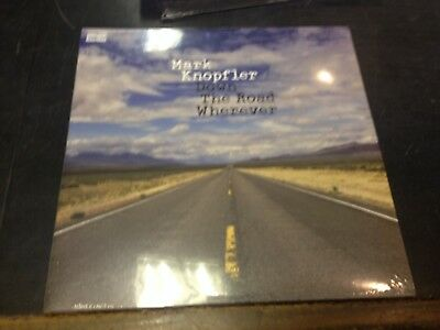 Mark Knopfler - Down The Road Wherever 2-Lp New Mint Sealed 2018
