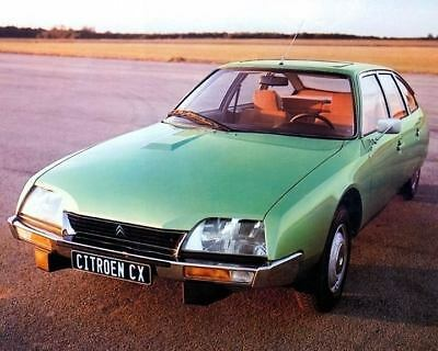 1979 Citroen CX Factory Photo c4220-PO9RH5