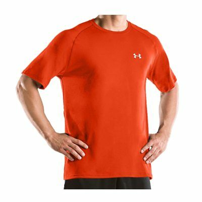 Under Armour Tech Short Sleeve T-Shirt [explosive] - Large