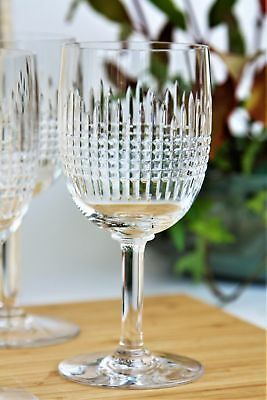 "Baccarat Crystal NANCY 5"" Port Wine Glass(es)  (Ret. $149.00)"
