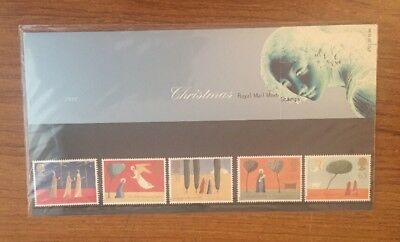 1996 Christmas Royal Mail Mint Stamps Presentation Pack