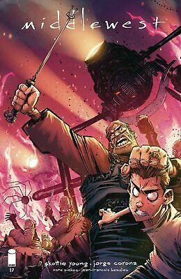 Middlewest #1-3 Second & Third Print #2 Main Cover   Image Comics NM 2018 2019