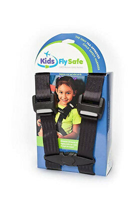 Cares Kids Fly Safe FAA-Approved Lap Seat Belt Airplane Safety Travel Harness