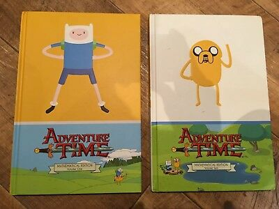Adventure Time Mathematical Edition Volume One & Two
