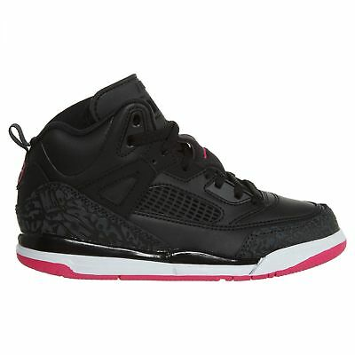ca83602b2ed4ff Jordan Spizike Little Kids 535708-029 Black Pink Shoes Girls Youth Size 13