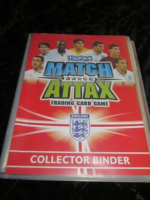 TOPPS MATCH ATTAX FOOTBALL CARDS World Cup 2010 in Binder 191 Mint Cards