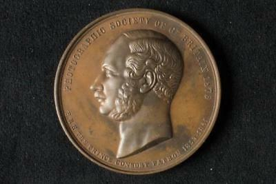 NobleSpirit {3970} Photographic Society of Great Britian Bronze Medal 1875