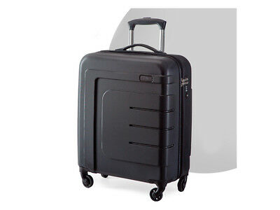 """A98 19"""" ABS PC Password Lock Portable Case Trolley Travel Bag Suitcase S"""