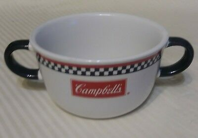 Gibson Campbell's Soup 16oz. Bowl with 2 Black Handles
