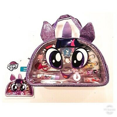 My Little Pony Twilight Beauty Makeup Bag Rare New Xmas Toys For Girls 4+ Years