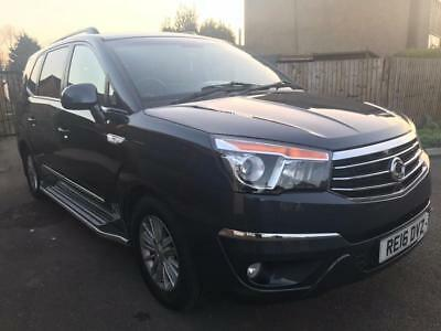 2016 Ssangyong Turismo 2.2 TD EX 5dr