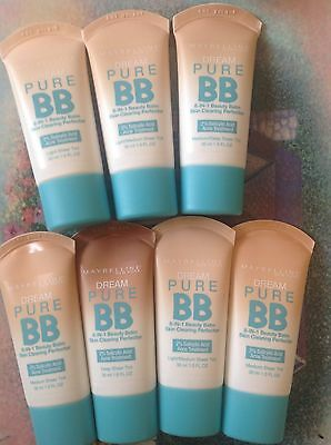 Pure Mineral BB Moist 24 SPF35 by Maybelline #9