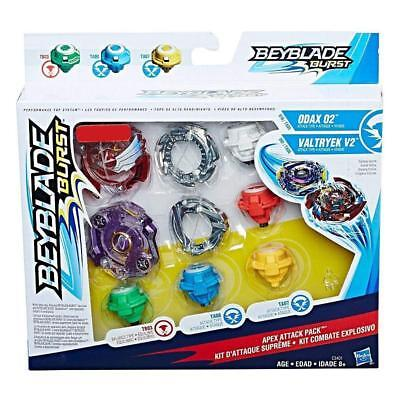 Beyblade Burst Apex Attack Pack Odax O2 & Valtryek V2 Exclusive Play Set