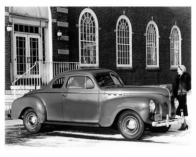 1940 DeSoto Deluxe Factory Photo c7882-C56LCR