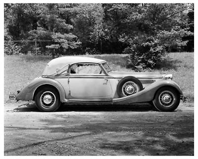 1936 Horch Cabriolet Factory Photo c8496-PVLLZK