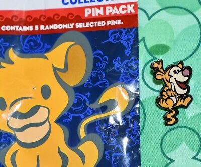 New!!!  Tigger - Disney Trading Pin - Cute Stylized Characters Mystery Pin Pack