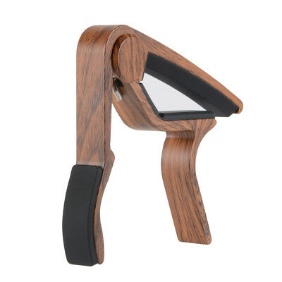 Quick Change Capo for Acoustic Folk Electric Guitar Ukulele Accessory TH1032