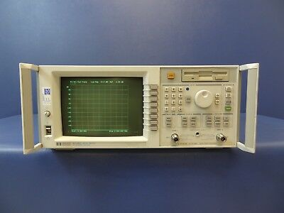 Agilent 8714ES RF Network Analyzer, 300 kHz to 3 GHz