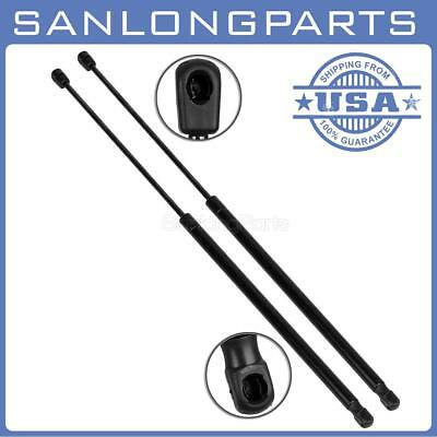 2pcs Front Hood Gas Charged Lift Support Fits 1997 to 2006 Jaguar XK8 XKR