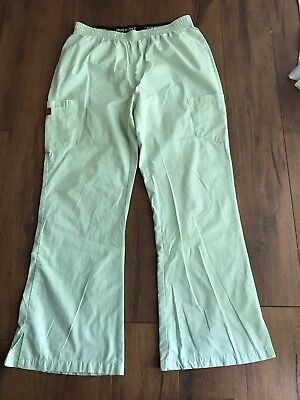Dickies Scrub Pants Size Large Green