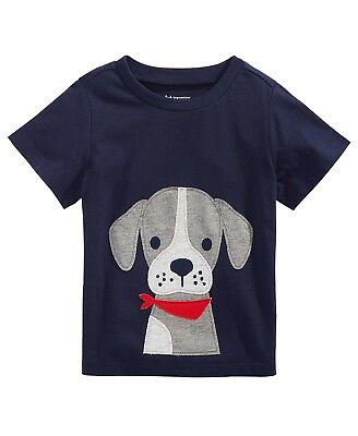 First impressions Baby Boys Dog-Print Cotton T-Shirt. Brand new with tags.