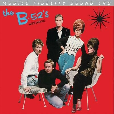 The B-52's - Wild Planet MoFi Vinyl LP Limited Numbered Mobile Fidelity