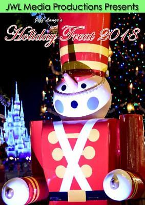 Walt Disney World Mickey's Very Merry Christmas Party 2018 DVD Parade, Fireworks