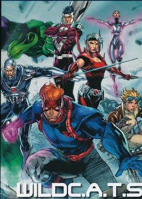ABSOLUTE WILDCATS by JIM LEE HARDCOVER Wildstorm DC Comics HC 624 Pages SRP $125