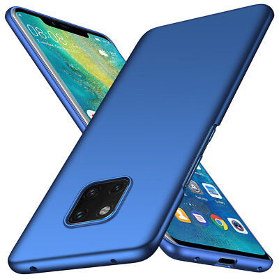 Slim Matte Best New Hard Protective Case Shockproof Cover For Huawei Mate 20 Pro