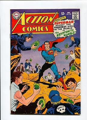 Action Comics #357 High Grade Glossy NM- 9.0 Superman DC Silver Age 1967