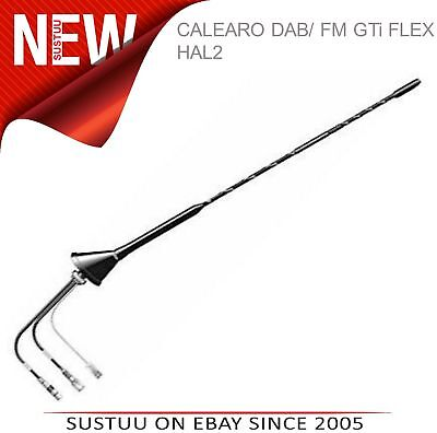 Calearo DAB/AM/FM Antenna│External Roof Mount│Easy to Install│ANC7677932/HAL2