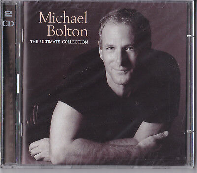 MICHAEL BOLTON -The Ultimate Collection- 2xCD Columbia NEU, OVP
