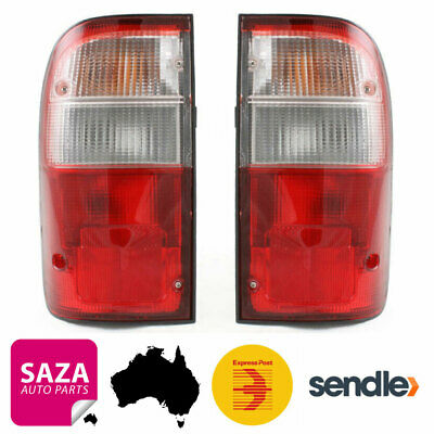Pair of Tail Lights Left & Right for Toyota Hilux 1997-2005