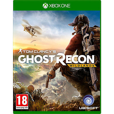 Tom Clancy's Ghost Recon: Wildlands Video Game For Xbox One Console Sealed New