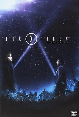 Dvd X Files - Stagione 01 (7 Dvd)