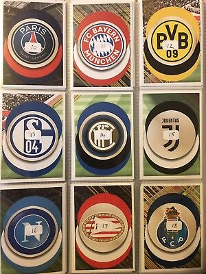 Panini Fifa 365 2019 Football Stickers - Choose From Huge List! Pick Your Needs