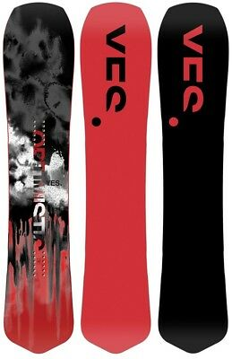 Yes. Optimistic Hybrid Camber Snowboard, 157cm 2019