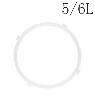 Silicone Rubber Replacement Clear Gasket Home Pressure Cooker Seal Ring