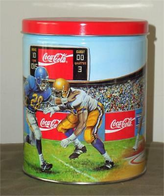 1994 Coca-Cola Sports ~ 700 Piece Jigsaw Puzzle In Tin ~ Lot 3
