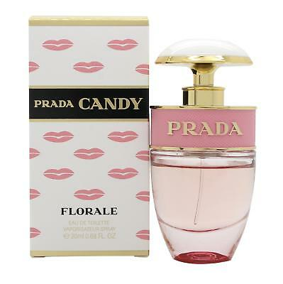 Prada Candy Florale Kiss Eau de Toilette Damen 20 ml | cod. E275219 AT