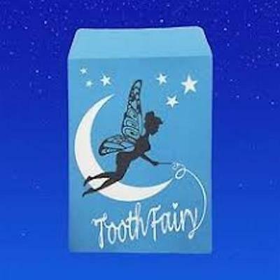 Tooth Fairy   Envelopes 92x68mm  X 16 ENVELOPES PEEL AND SEAL